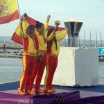 Resumen jornada 11 de Agosto: El tercer oro llega en el Match Race