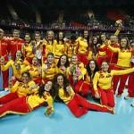 Balonmano: Las guerreras olímpicas son de BRONCE