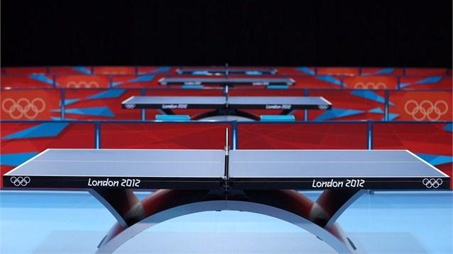 Tenis de mesa ol mpicas en los juegos de londres 2012 for Madison tenis de mesa