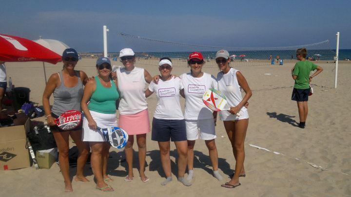 Primeras fotos del torneo de Tenis Playa-Puerto de Sagunto
