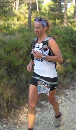 Roser Baello, primera española en realizar un Doble Iron Distance, por segunda vez