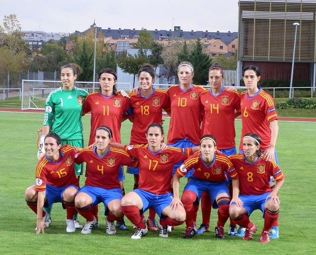Histórica victoria de La Roja Fem ante Escocia que estará en la Eurocopa 2013 de fútbol