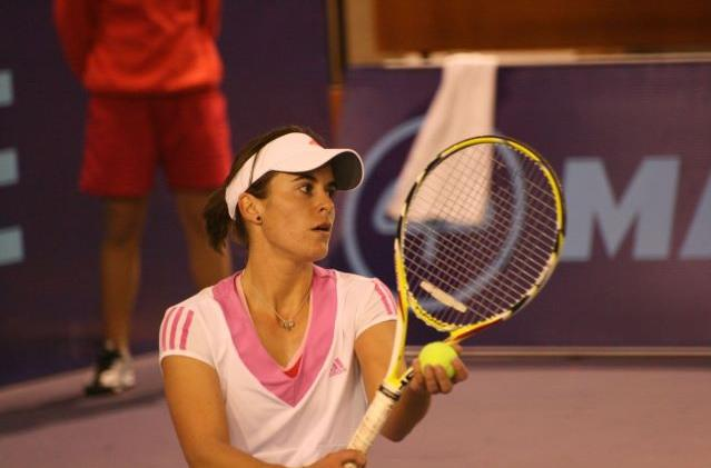 Anabel Medina, una de nuestras tenistas con más talento