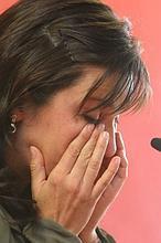 """SINCRO: Andrea Fuentes se retira: """"me entristece ver dos bandos"""""""
