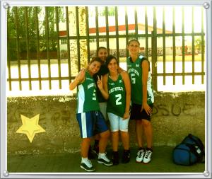 3pa3 El tiemblo balonceto femenino -Nosotras Deportistas