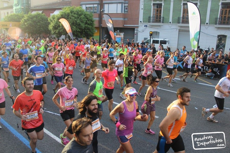 post medio maraton