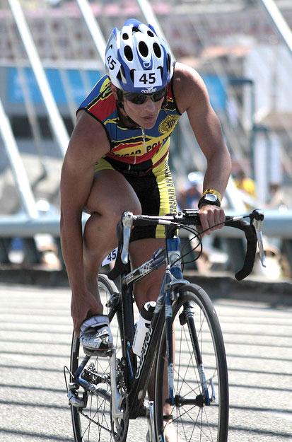 ENTREVISTA: Marta Gallart, ganadora del Valencia-Triatlón 2010