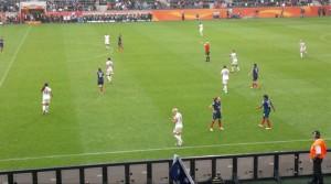 Semifinales del Mundial de Fútbol Femenino-Alemania 2001