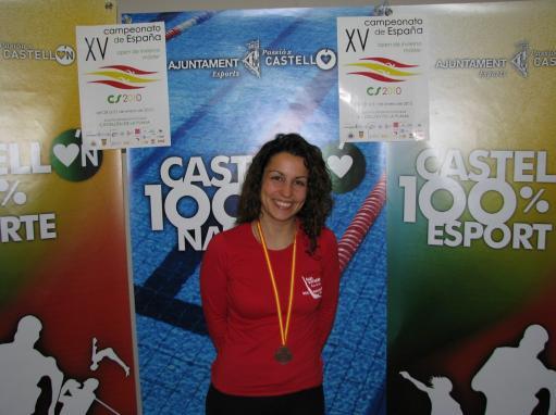 ENTREVISTA: Laura Iglesias, Nadadora de grandes distancias