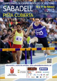 Campeonato España Atletismo Pista Cubierta 2013 - Nosotras Deportistas