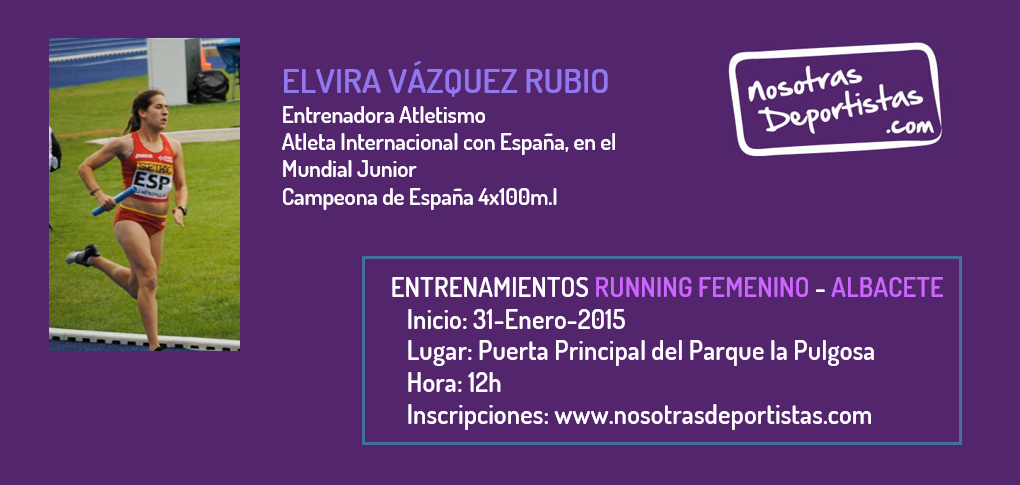 Entrenamientos Running Femenino – Albacete