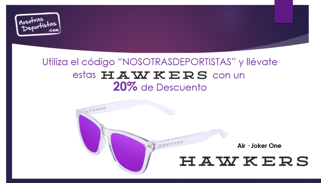 Hawkers Air Jocker-Nosotras Deportistas
