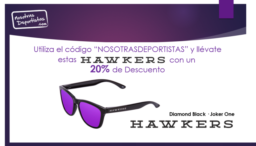 Hawkers Diamiond Black Jocker-Nosotras Deportistas