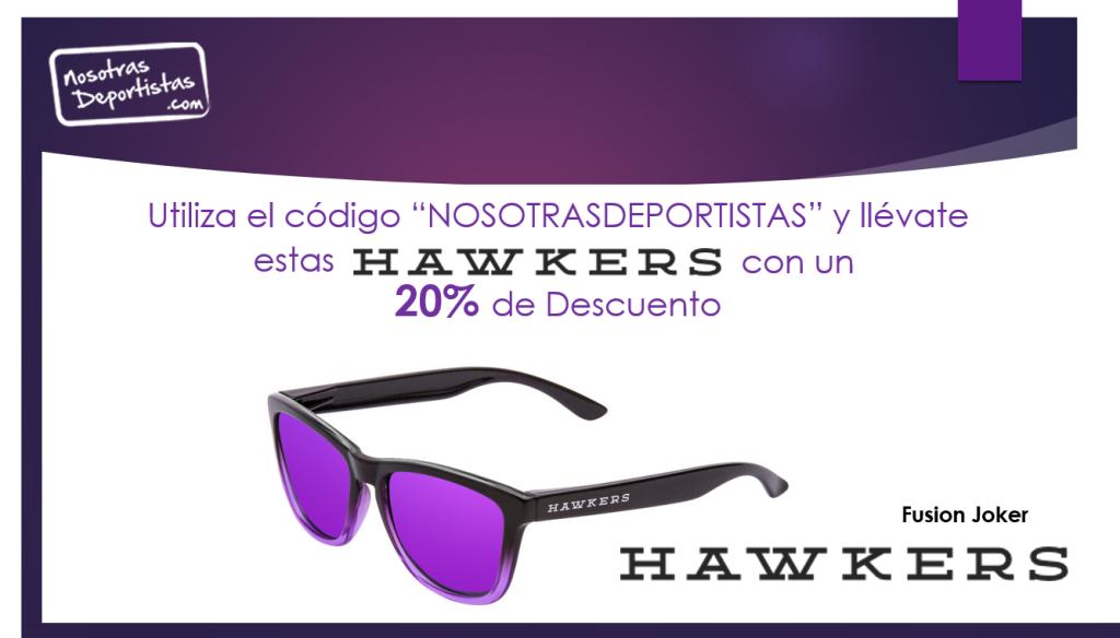 Hawkers Fusion Jocker-Nosotras Deportistas