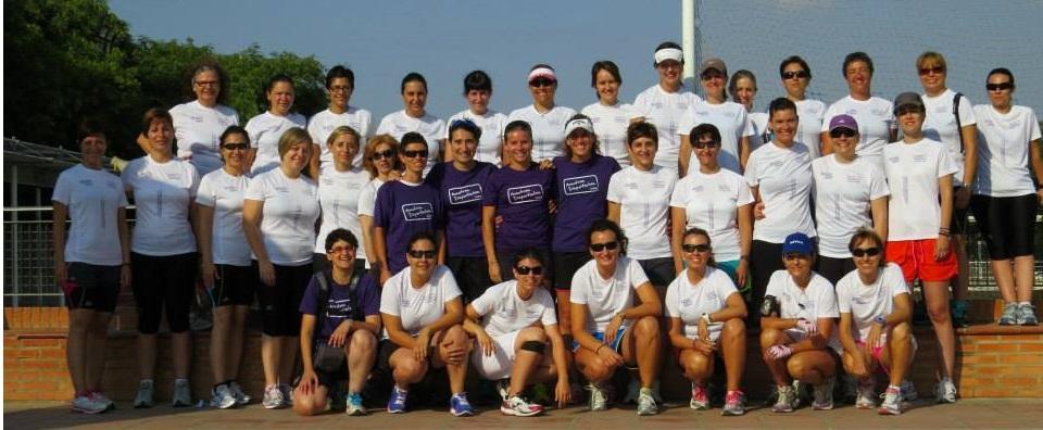 primer entrene 10K del maratón de valencia