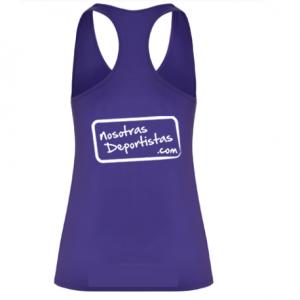 Camiseta Tirantes Nadadora