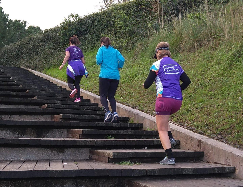 Retomamos los entrenamientos de running